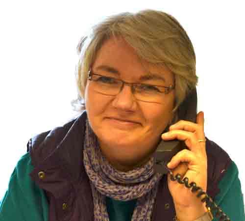 Frau Anja Baade-Griese